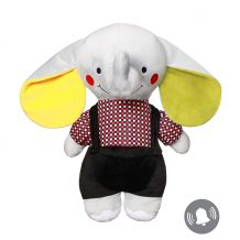 "Іграшка-обнімашка ""Слон Andy Senior"", BabyOno, 648"