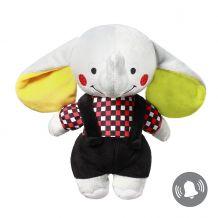 "Іграшка-обнімашка ""Слон Andy"", BabyOno, 637"