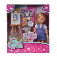 """Кукольный набор Эви """"Художественная студия"""", Simba, 5733208"""
