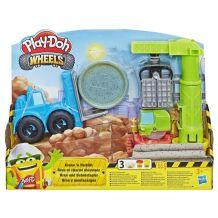"""Ігровий набір Play-Doh """"Кран-навантажувач"""", Hasbro, E5400"""