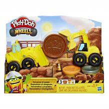 """Игровой набор Play-Doh """"Экскаватор"""", Hasbro, E4294"""