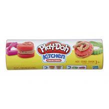 """Ігровий набір Play-Doh """"Міні-печиво"""", Hasbro, E5100"""
