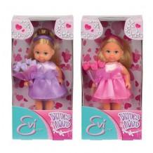"""Кукла Эви """"Подружка невесты"""" и аксессуары, 12 см, 5732336"""