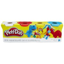 Пластилин Play Doh в 4-х баночках, B5517