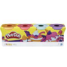 Пластилін Play Doh в 4-х баночках, B5517