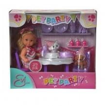"""Кукла Эви """"Вечеринка для домашних любимцев"""", 5732831"""