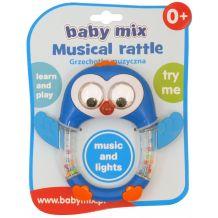 """Брякальце музыкальное """"Пингвин"""", Baby Mix, 0693"""