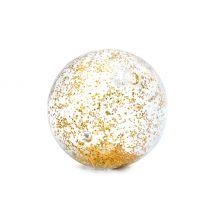 Пляжний надувний м'яч золотий, Intex, 58070