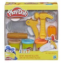 "Набір пластиліну Play-Doh ""Будівельні інструменти"", E3565/E3342"