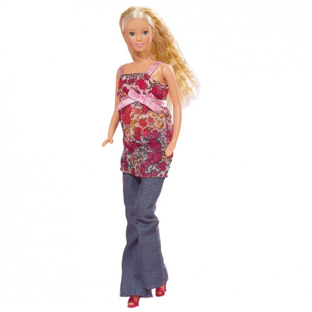 Беременная кукла с коляской и щенком купить - 0fb1
