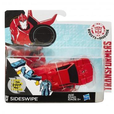 Трансформер One-Step Robots in Disguise Sideswipe , B0068/B4651