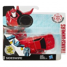 Трансформер One-Step Robots in Disguise Sideswipe , B0068/B4651