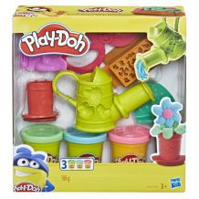 "Набір пластиліну Play-Doh ""Веселий сад"", E3565/E3342"