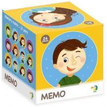 "Міні-мемо гра ""Емоції"", Dodo, 300144"