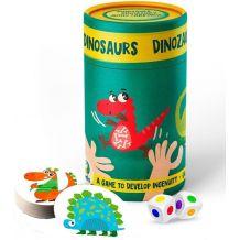 """Настільна гра """"Динозаври"""", Dodo, 300207"""