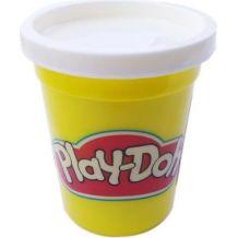 Пластилін Play Doh в баночці білий 112г, B6756