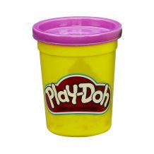 Пластилін Play Doh в баночці фіолетовий 112г, B6756