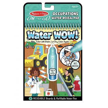 "Чарівна водна розмальовка ""Професії"", Melissa&Doug, 30180"
