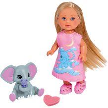 """Лялька Еві """"Чарівниий слон"""", Simba, 5733355"""
