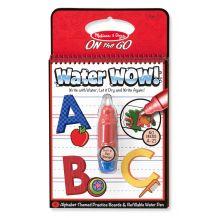 """Чарівна водна розмальовка """"Алфавіт"""", Melissa&Doug, 5389"""