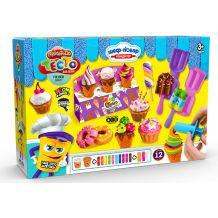 """Тесто для лепки """"Master Do"""" «Шеф-повар «Мороженое», Danko Toys, TMD-10-03U"""