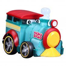 Іграшковий паровозик Push and glow, Bb Junior, 16-89005