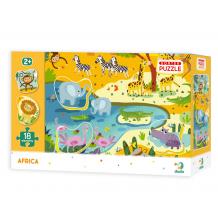 """Пазл-сортер """"Африка"""", Dodo, 300159"""