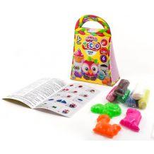 """Тесто для лепки """"Master Do"""" 6 цветов, 120г, Danko Toys, TMD-04-02"""