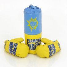 "Боксерский набор ""Украина"", Danko Toys, S-UA"