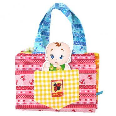 Мій перший будиночок-сумочка, Масік, МК8101-01