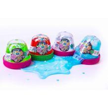 Антистресс-лизун Smoky-slime Ice Mr.Boo, ОКТО, 80034