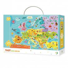 """Пазл """"Мапа Європи"""", Dodo, 300129"""