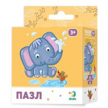 "Пазл ""Слоненя"" 16ел., Dodo, 300162"