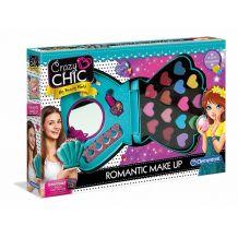 """Набір косметики """"Романтичний макіяж"""", Crazy Chic, Clementoni, 78422"""