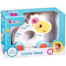 Іграшка на колесах - Овечка, BamBam, 383730