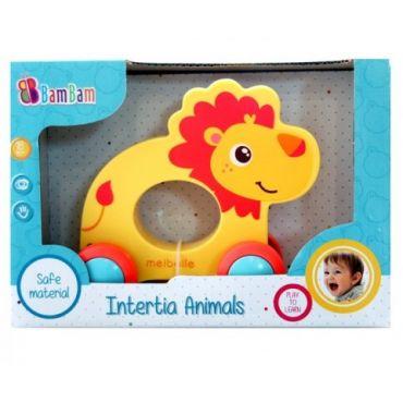 Іграшка на колесах - Лев, BamBam, 383729