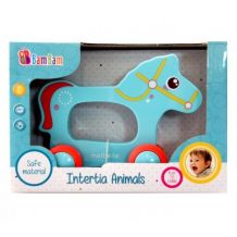 Іграшка на колесах - Коник, BamBam, 383727