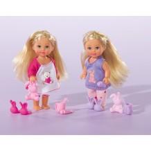 Кукла Еви в пижаме, 12 см, 5730515