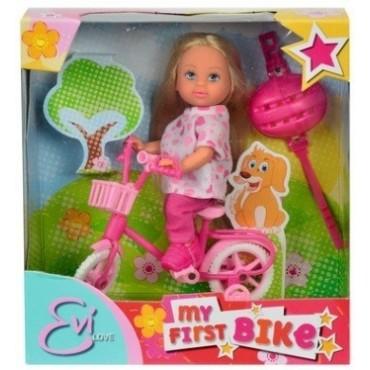 Лялька Еві на велосипеді, 5731715