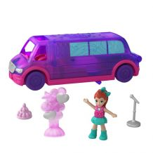 """Ігровий набір Polly Pocket """"Лімузин для вечірки"""", Mattel, GGC41"""
