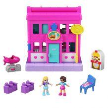 """Ігровий набір Polly Pocket """"Ресторан"""", Mattel, GGC30"""