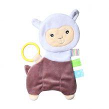 """Іграшка-обнімашка """"Альпака Ліліан"""", BabyOno, 449"""