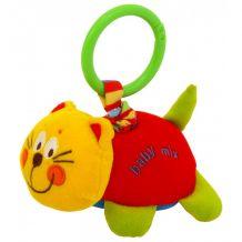 """Іграшка з вібрацією """"Котик"""", Baby Mix, 8562-13C"""