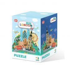 """Пазл """"Лондон"""" 120ел, Dodo, 300166"""