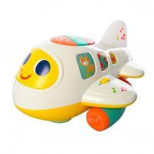 """Інтерактивна іграшка """"Літачок"""", Hola, 6103"""