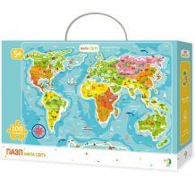 """Пазл """"Мапа світу"""", Dodo, 300110"""