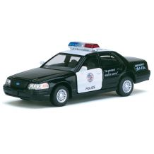 Модель Kinsmart Ford Crown Victoria Police Interceptor, KT5327W