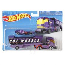 Машина дальнобійника Big Rig Heat Hot Wheels, BDW51/FKW91