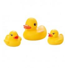 """Іграшки для ванни """"Каченята"""" 3 шт., Baby Ono, 869"""