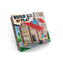 """Конструктор нового поколения """"Build'n'play. Дом"""", Danko Toys, BNP-01-01"""